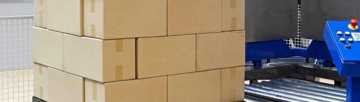 Manutention automatique : convoyeurs pour cartons ou caisses plastique